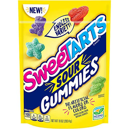 Sweetarts Sour Gummies 4oz -