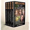 Mrs. Eva Crabtree's Matrimonial Services Box Set #3: Inspirational Clean Historical Western Romance (Mrs. Eva Crabtree's Matrimonial Services Box Set)