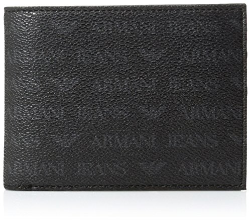Men's X Exchange Wallet Black Armani Exchange Armani A A X Men's Wallet 8zO1qHxv