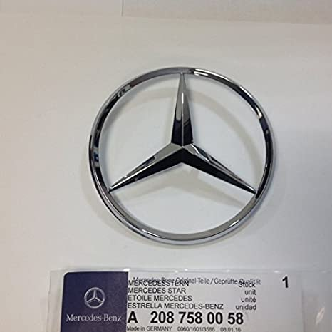 Mercedes-Benz 2087580058 Original Emblema