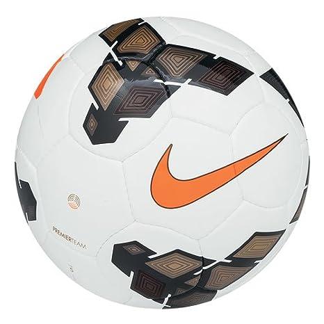 Nike Premier Team NFHS Balón, Unisex Adulto, Blanco/Dorado/Naranja ...