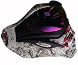 V-FORCE Grill Paintball Mask / Goggle - LIMITED EDITION - JOLLY ROGER