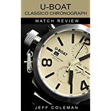 U-BOAT Classico Chronograph Watch Review