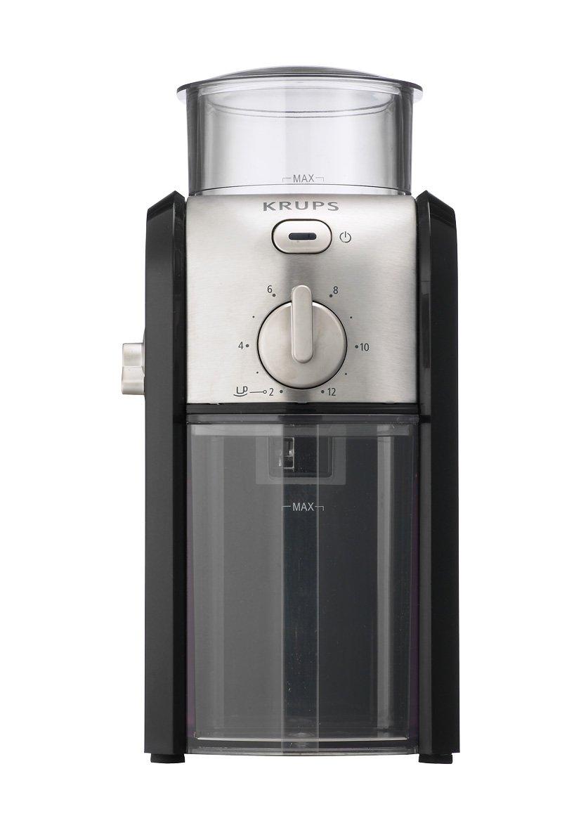 Krups GVX Molinillo de café con sistema de muelas W