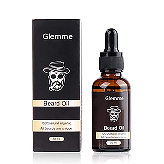 Amazon.com: Glemme Replacement Beard Growth Oil for Men