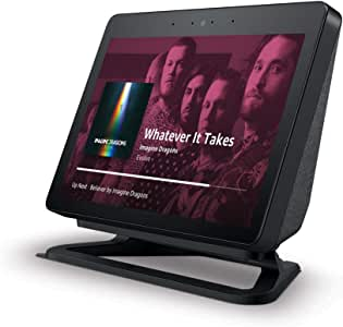 Echo Show (2nd Gen) Adjustable Stand - Black