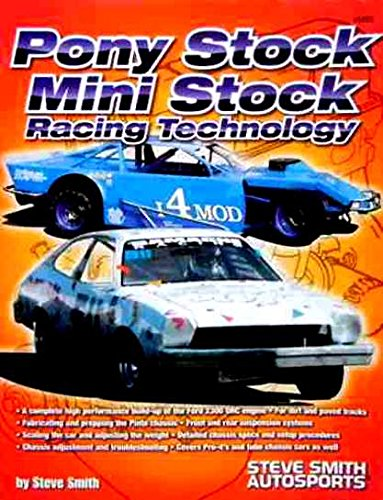 Download Pony stock, mini stock racing technology pdf