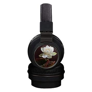 Amazon.com: Auriculares inalámbricos Labrador y girasol ...