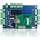 UHPPOTE Professional Wiegand 26 Bit TCP IP Network Access Control Board Panel Controller For 2 Door 4 Reader