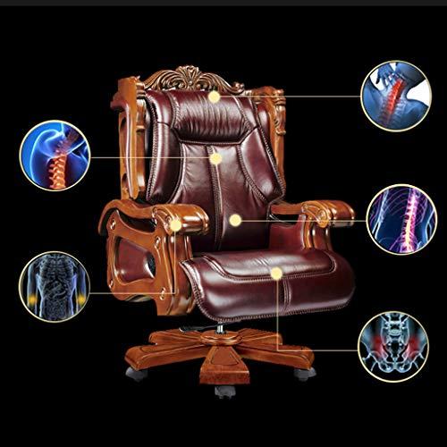 HHSTOOLS kontorsstol hushåll läder liggande stol datorstol arbetsrum företag kontor stol trä stol lyft