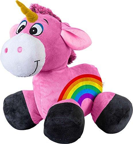 inflate-a-mals Inf-RO-Uni on Soft and Cuddly Inflatable Unicorn Ride on Inflatable Unicorn 20-Inch [並行輸入品] B07F2D446P, アトリエベガ(DCブランド腕時計):9bcdeb50 --- imagenesgraciosas.xyz