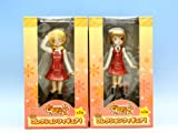 Hidamari Sketch ~ honeycomb Collection Figure 1 anime Fleurs (all two full set + Poster bonus)
