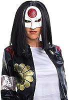 Rubie's Costume Co. Women's Suicide Squad Value Katana Wig