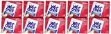 Wet Ones Antibacterial Hand Wipes Singles, (Pack of 24 X 10)