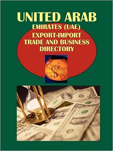 Buy United Arab Emirates (Uae) Export-Import Trade and