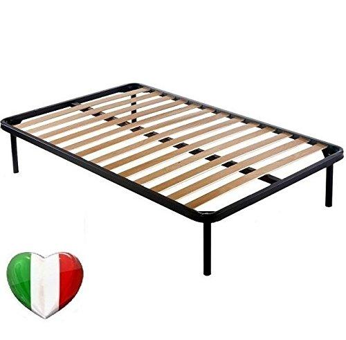 Miasuite - Materasso in Memory Foam 120x190 alto 22 Cm una piazza e ...