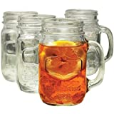 Yorkshire Mason Jar Mug, Set of 8