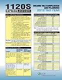 1120S Express Answers (2013), CCH Tax Law Editors, 0808030760