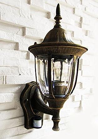 Aussenlampe Mit Bewegungsmelder Antik