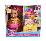 Baby Alive Darcis Dance Class Brown Hair Doll