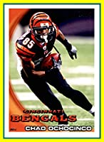 2010 Topps #210 Chad Ochocinco Johnson CINCINNATI BENGALS
