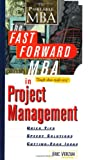 The Fast Forward MBA in Project Management, Eric Verzuh, 0471325465