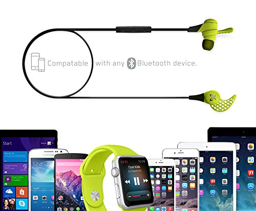 Jaybird X2 Wireless Sweat Proof Micro Sized Bluetooth