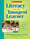 img - for Literacy and the Youngest Learner: Best Practices for Educators of Children from book / textbook / text book