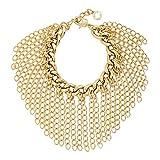 Jessica Elliot | Amaya Fringe Collection | Bracelet | Gold