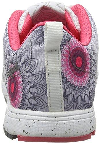 Desigual Hallenschuhe Shoes 0 Lite Weiß Blanco1000 x 2 B Damen avwTqa