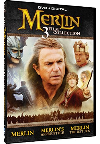 (The Merlin 3-Film Collection)