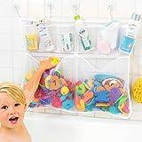 The Really Big Tub Cubby Bath Toy Organizer & Caddy – 6x Soap