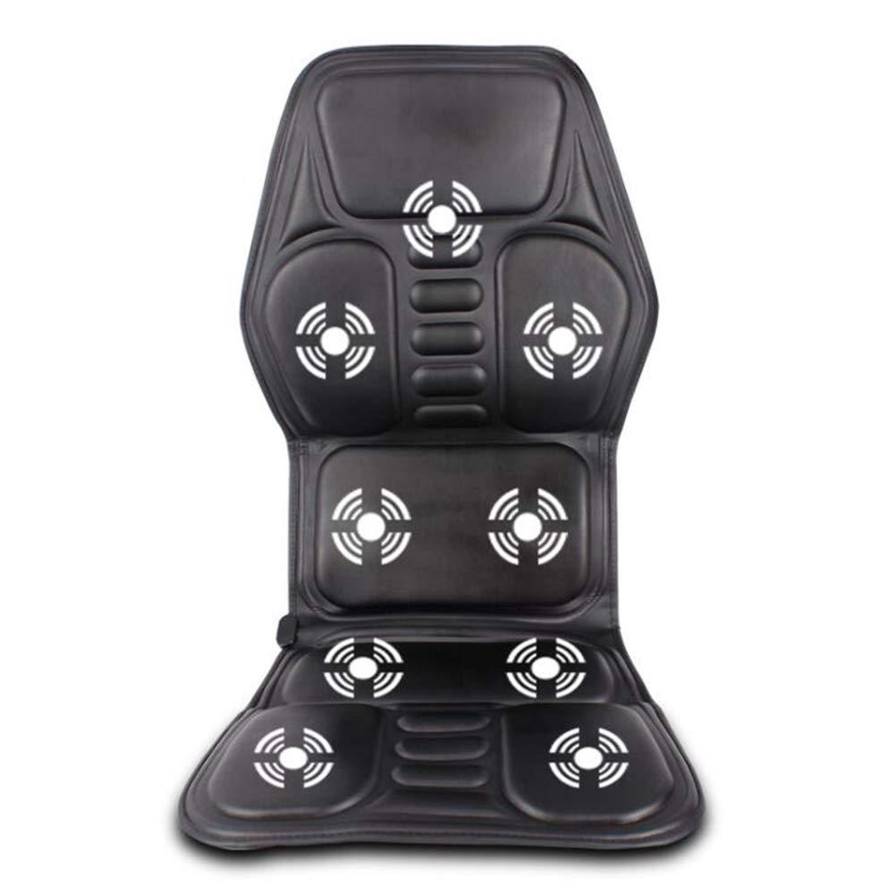 電動マッサージクッションパッド、多機能肩、背中、上肢の筋肉をリラックスさせる 振動するカーシートマッサージクッション B07S8RGP8R