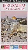 capa de Guia Visual. Jerusalém e a Terra Santa