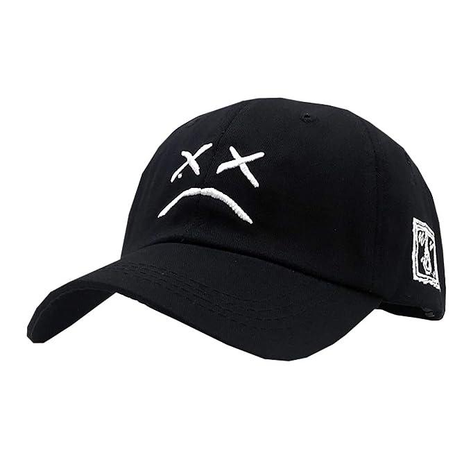 LIL PEEP sombrero Gorra de béisbol colorida Polo Estilo Clásico ...