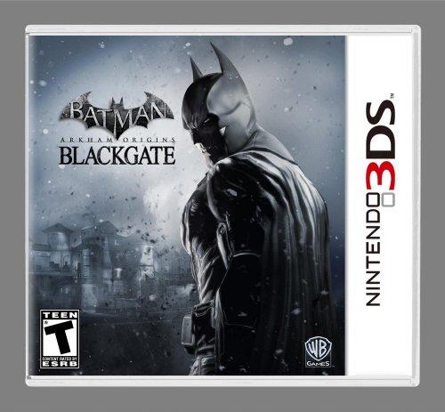 Batman: Arkham Origins Blackgate - Nintendo 3DS (Batman Arkham Origins Best Price)