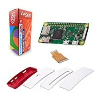 Raspberry Pi Zero W Argon Forty Kit (Zero W + Case)