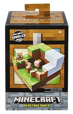 Minecraft Redstone Ranch Environment Playset