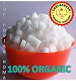 SHRI GANESH PREMIUM CAMPHOR Pure Camphor Tablets for Pooja and Meditation, 1kg (White, CAM003)