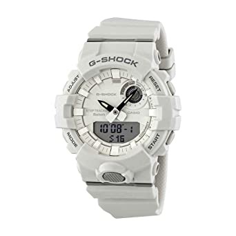 fb56bb0c8138 Image Unavailable. Image not available for. Color  Men s Casio G-Shock  Urban Trainer White Watch ...