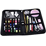JoyFamily Compact Sewing Kit for Home, Travel, Camping and Emergency with Sewing Kit Accessories