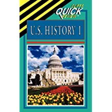 U.S. History I (Cliffs Quick Review)