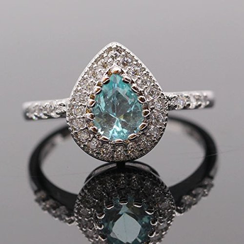 Jewelry Zirconia Wedding Gemstone Crystal