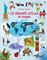 Le grand atlas en images par Bone