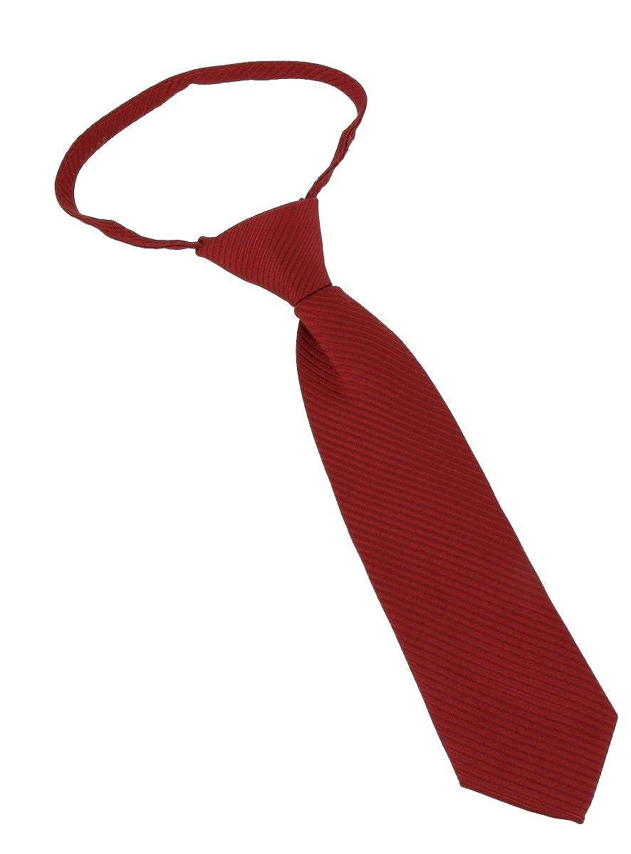 Boutique-Magique - Corbata - para niño Rojo granate 2-4 Años ...