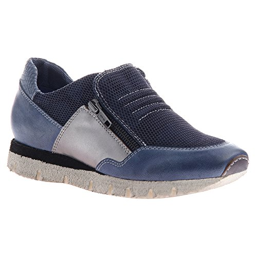 Otbt Mujeres Sewell Fashion Sneaker Blue