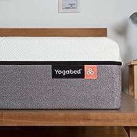 Yogabed Luxury Memory Foam Mattress Plus 1 Memory Foam Pillow – Twin XL