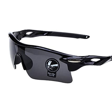 9486e97e83 EDTara Cycling Glasses with Wind UV 400 Protection for Men and Women Sports  Sunglasses Riding Goggles