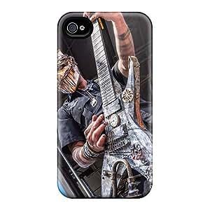 Iphone 4/4s RAU1224ePbm Custom Stylish Avenged Sevenfold Pictures Shockproof Hard Cell-phone Case -ErleneRobinson