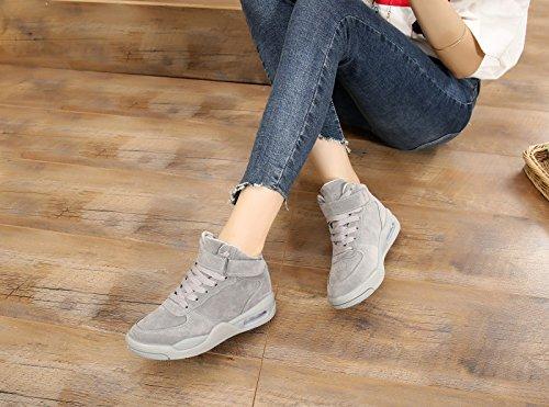 donna Viaggio Estate pink Scarpe Calzature Velcro Sportive Da GTVERNH Studenti da Scarpe Acceso BwEqH4